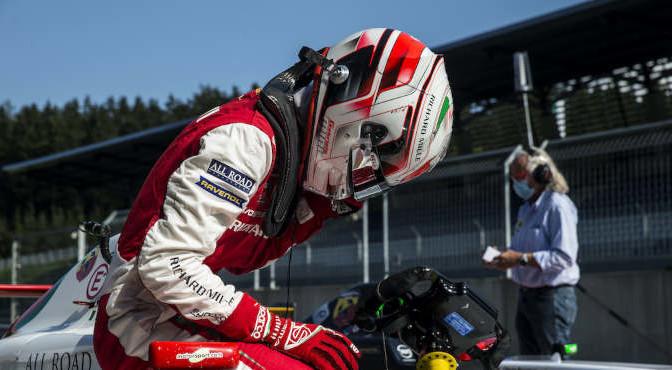 Formula 4 Italian Championship 2020, round 3, Red Bull Ring (AUT)