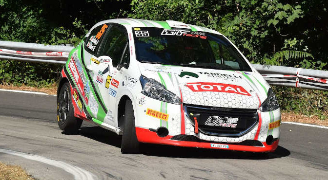 Lucchesi Cristopher-Pollicino Marco, Peugeot 208 R2 #35, Project Team