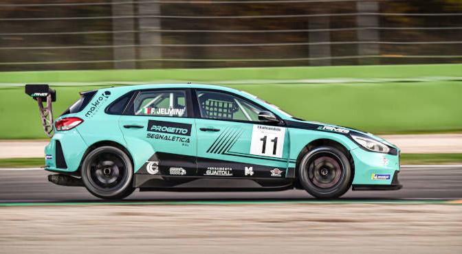 Jelmini Felice, Hyundai i30 N TCR #11