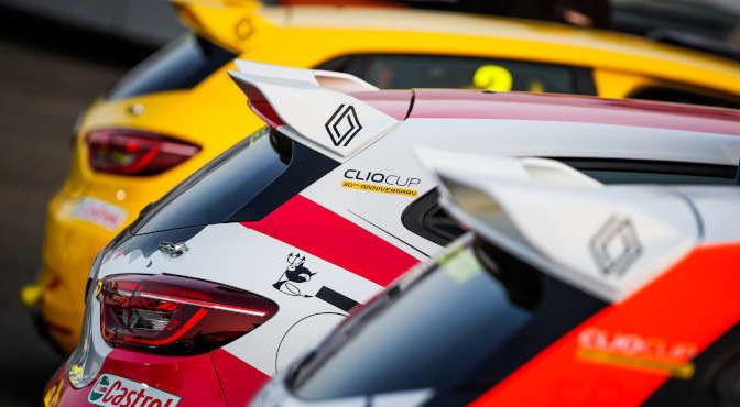 AUTO - CLIO CUP EUROPE 2021 - NOGARO