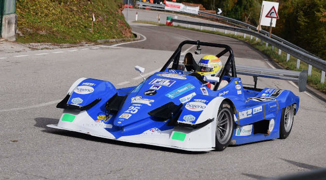 Giuseppe Rubino ( New Generation Racing, Elia Avrio ST 09 #25)