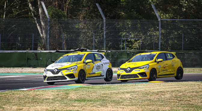 AUTO - CLIO CUP EUROPE 2021 - IMOLA