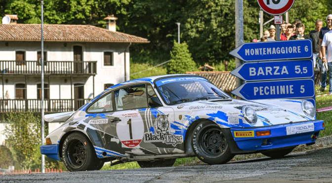 DA ZANCHE LUCIO-DE LUIS DANIELE, PORSCHE 911 RS #1