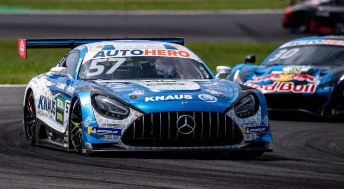 Motorsport: DTM Lausitzring
