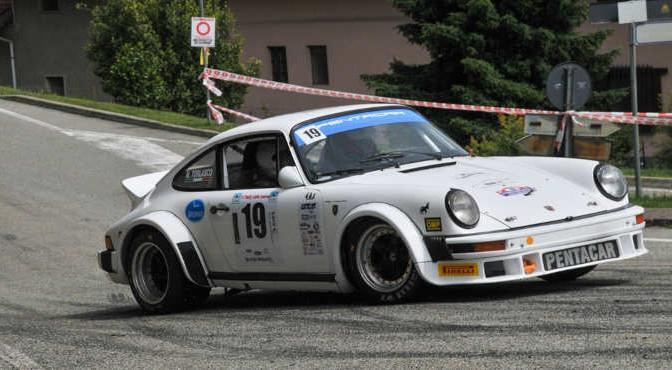 MGM, Marco Torlasco, Porsche 911 SC #19