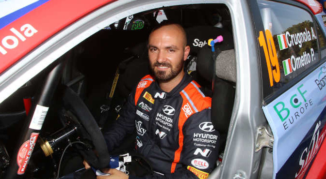 Andrea Crugnola-Pietro Elia Ometto, Hyundai i20 RC2 #19