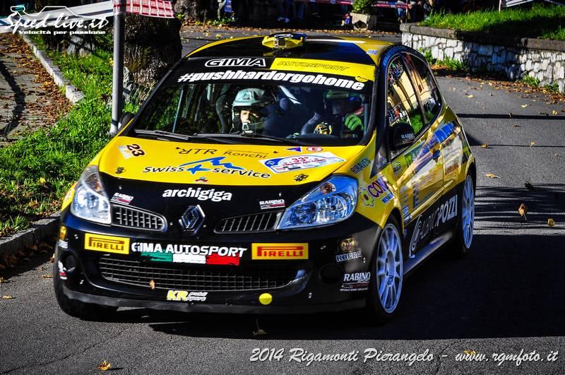 33° Trofeo ACI Como - Campionato Italiano WRC - 18.10.2014 ...