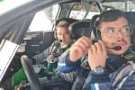 AL RALLY DI COMO, TAPPA DI CHIUSURA DEL CAMPIONATO ITALIANO WRC 2021,  IL PILOTA PROMOX GIUSEPPE TESTA ANCORA IN CORSA