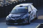 Gabriel Di Pietro e Gigi Pirollo all'arrivo del 12° Franciacorta Rally Show