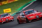 Romeo Ferraris completa con due terzi posti la prima gara del PURE ETCR a Vallelunga